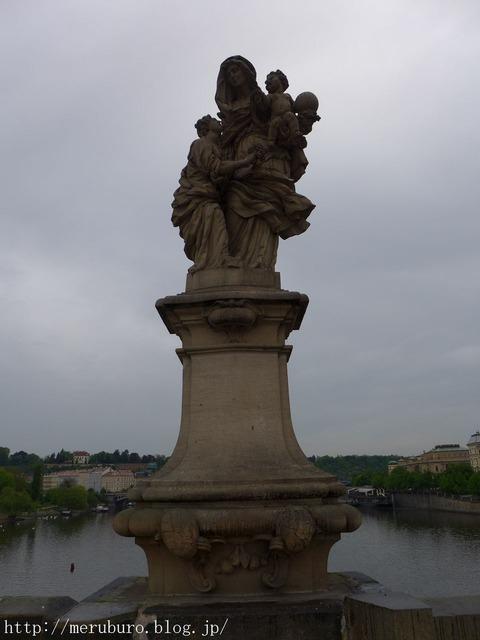 12_聖アンナ、聖母とみどり児像