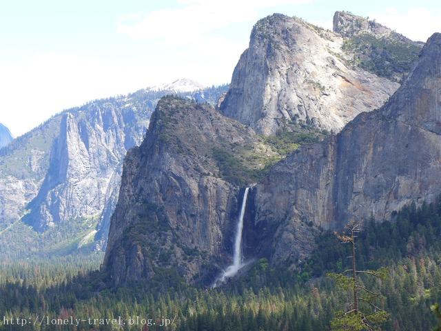 世界遺産ヨセミテ国立公園 Yosemite3