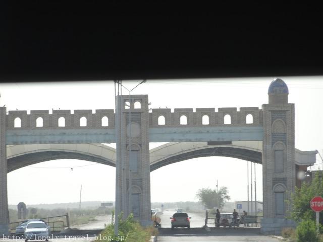 ウズベキスタンの門