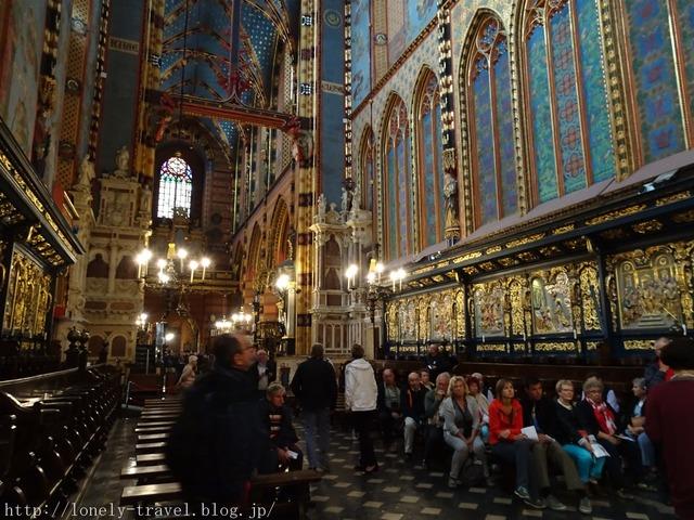 聖マリア聖堂 Bazylika Mariacka
