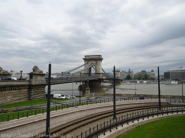 くさり橋 Chain Bridge