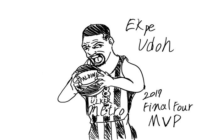 Ekpe Udoh