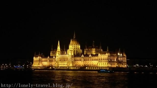 ハンガリー 国会議事堂