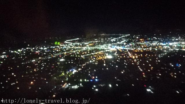 ウズベキスタンの夜景