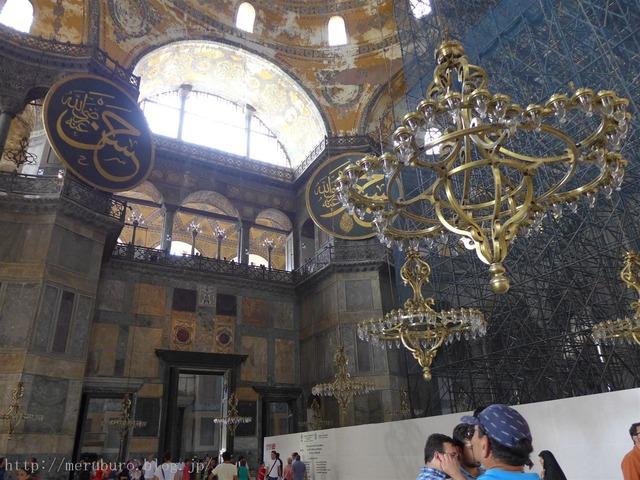 アヤ・ソフィア大聖堂