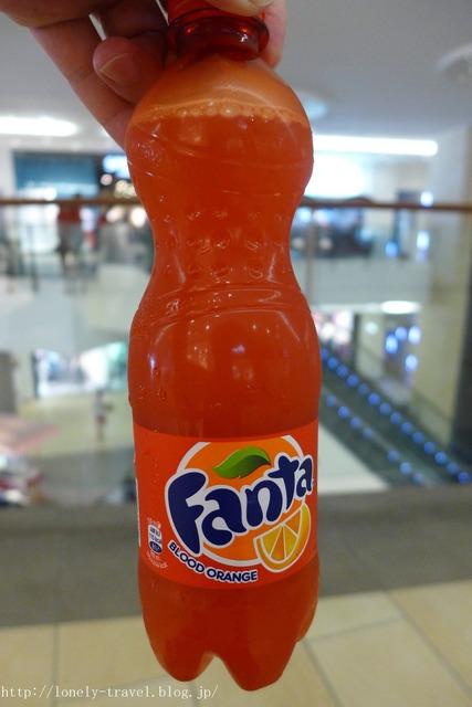 ファンタ ブラッドオレンジ味