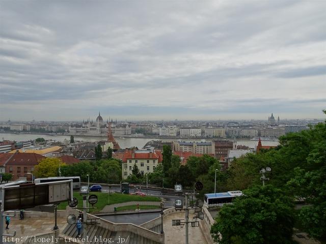 ブダペスト 王宮の丘