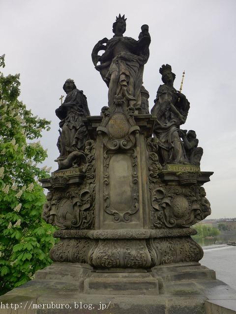 29_聖バルバラ、聖マルガリータ、聖エリーザベト