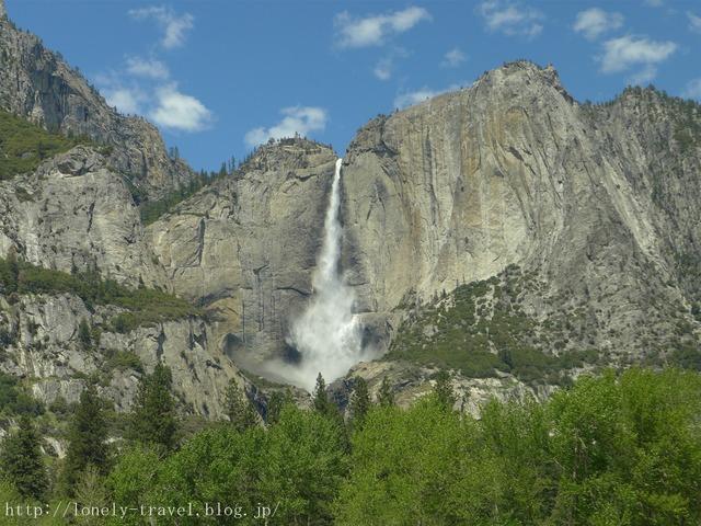 世界遺産ヨセミテ国立公園 Yosemite11