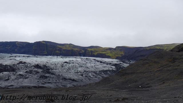 ソゥルヘイマル氷河トレッキング