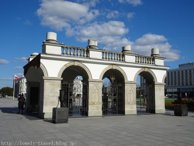 ワルシャワの無名戦士の墓