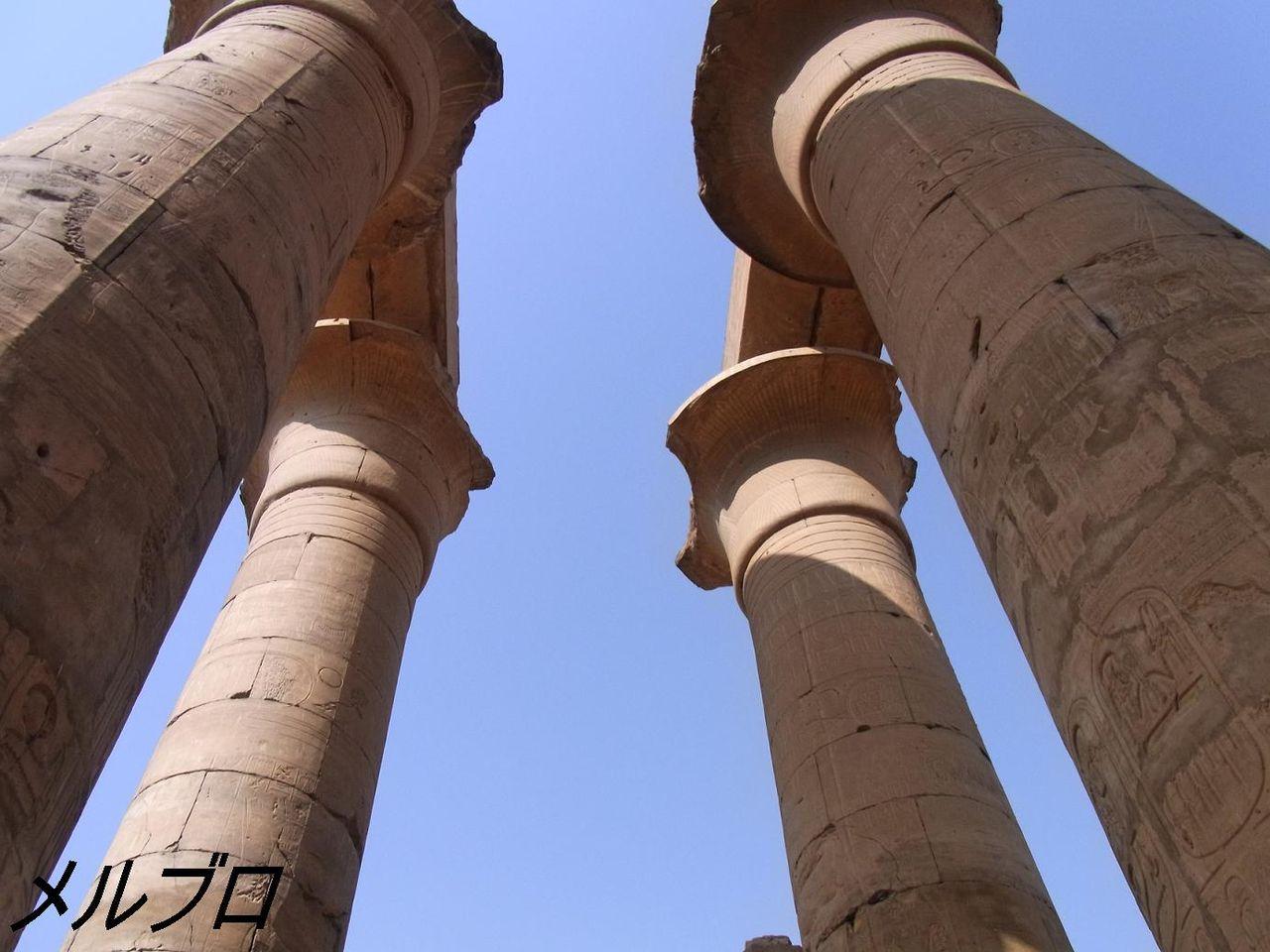 ルクソールの柱