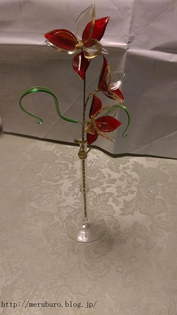 チェコのお土産 ボヘミアンガラス