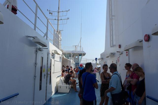 ゴゾ島へのフェリー Gozo Ferry