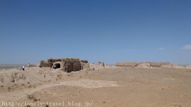 アヤズ・カラ遺跡 Ayaz Kala