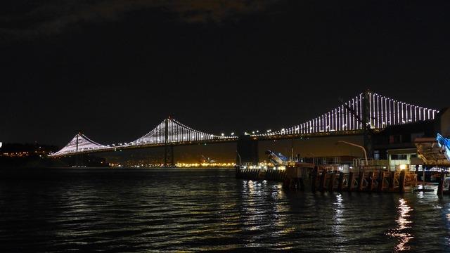 サンフランシスコ ベイブリッジ