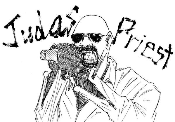 JUDAS PRIEST EPITAPH JAPAN TOUR2012