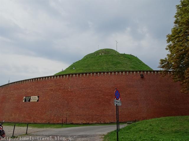 コシチュシコ山 Kopiec Kościuszki