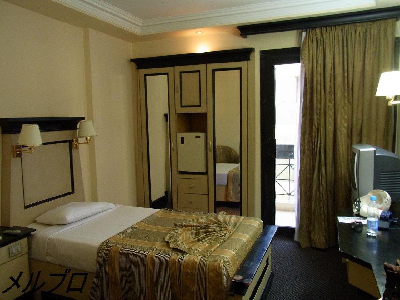 モリースホテル1