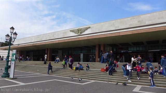 サンタ・ルチア駅