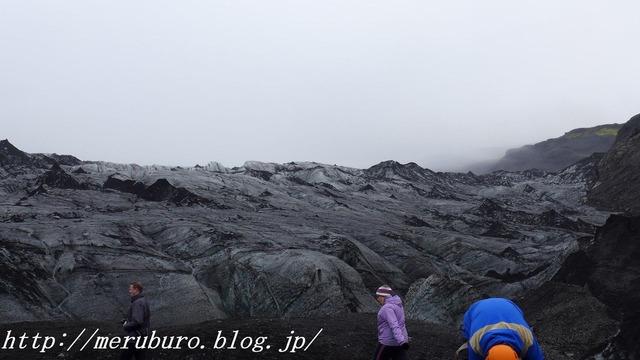 ソゥルヘイマル氷河