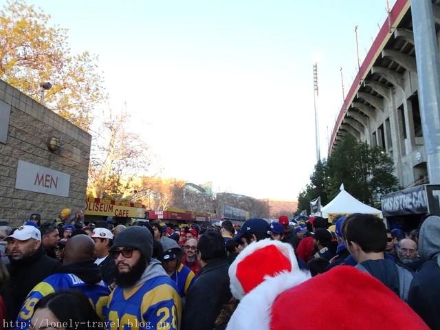 2016/12/24 49ersVSRams