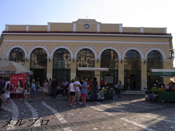 モナスティラキ駅