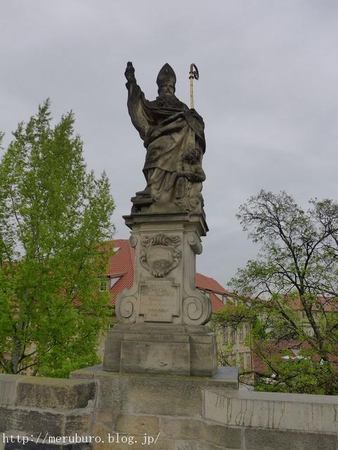 05_聖アウグスティヌス像
