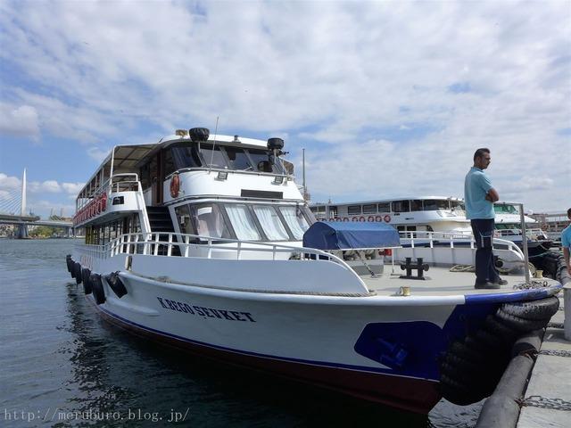 ボスポラス海峡クルージング