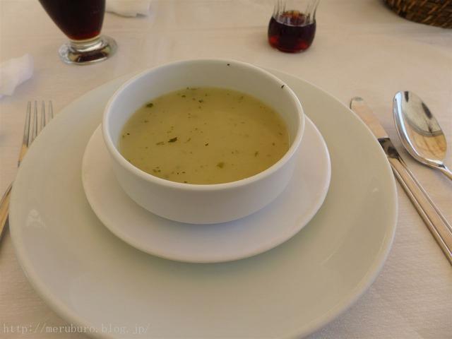 トルコのスープ