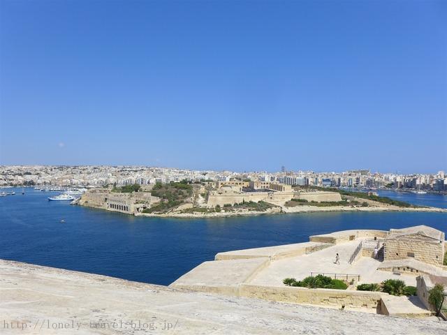 マノエル島 Manoel Island