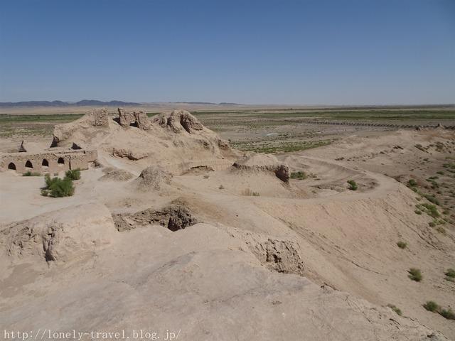 トプラク・カラ遺跡