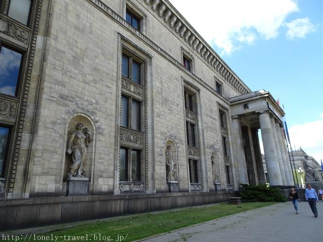 文化科学宮殿 Palace of Culture and Science