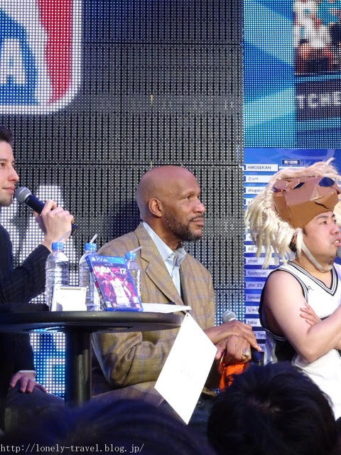NBA FAN ZONE Ron Harper ロン・ハーパー