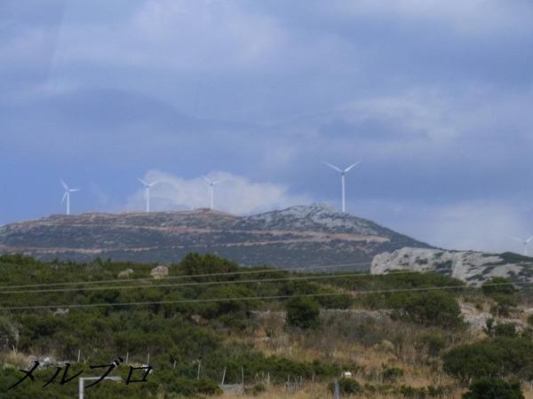 ギリシャの風力発電