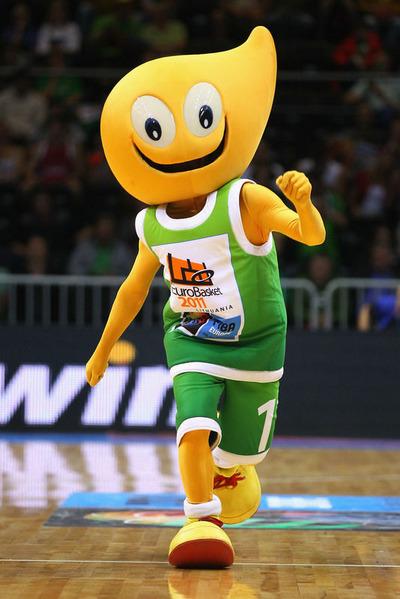 ユーロバスケット2011マスコット