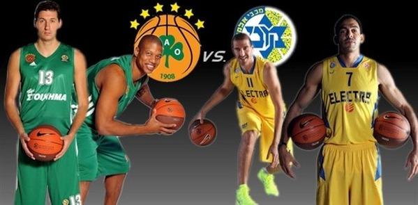 Playoffs series analysis: Panathinaikos vs. Maccabi Electra