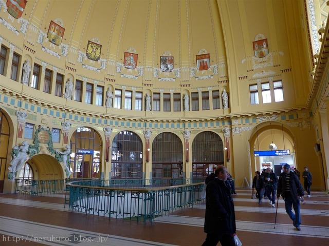 プラハ駅 Praha Station