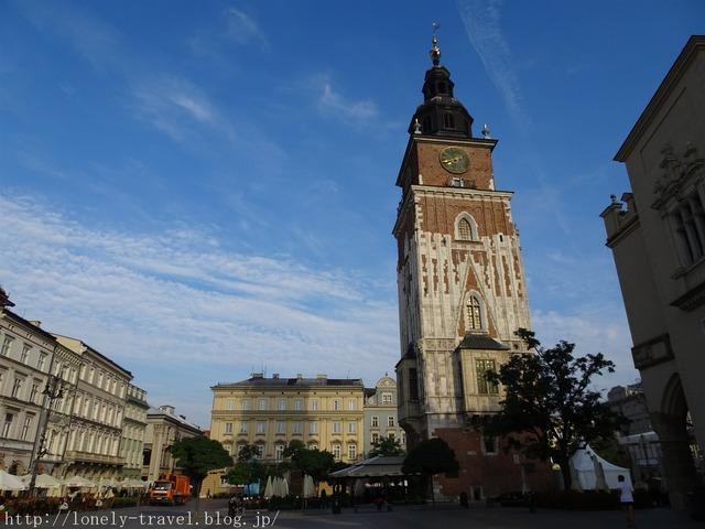 旧市庁舎の塔 Town Hall Tower