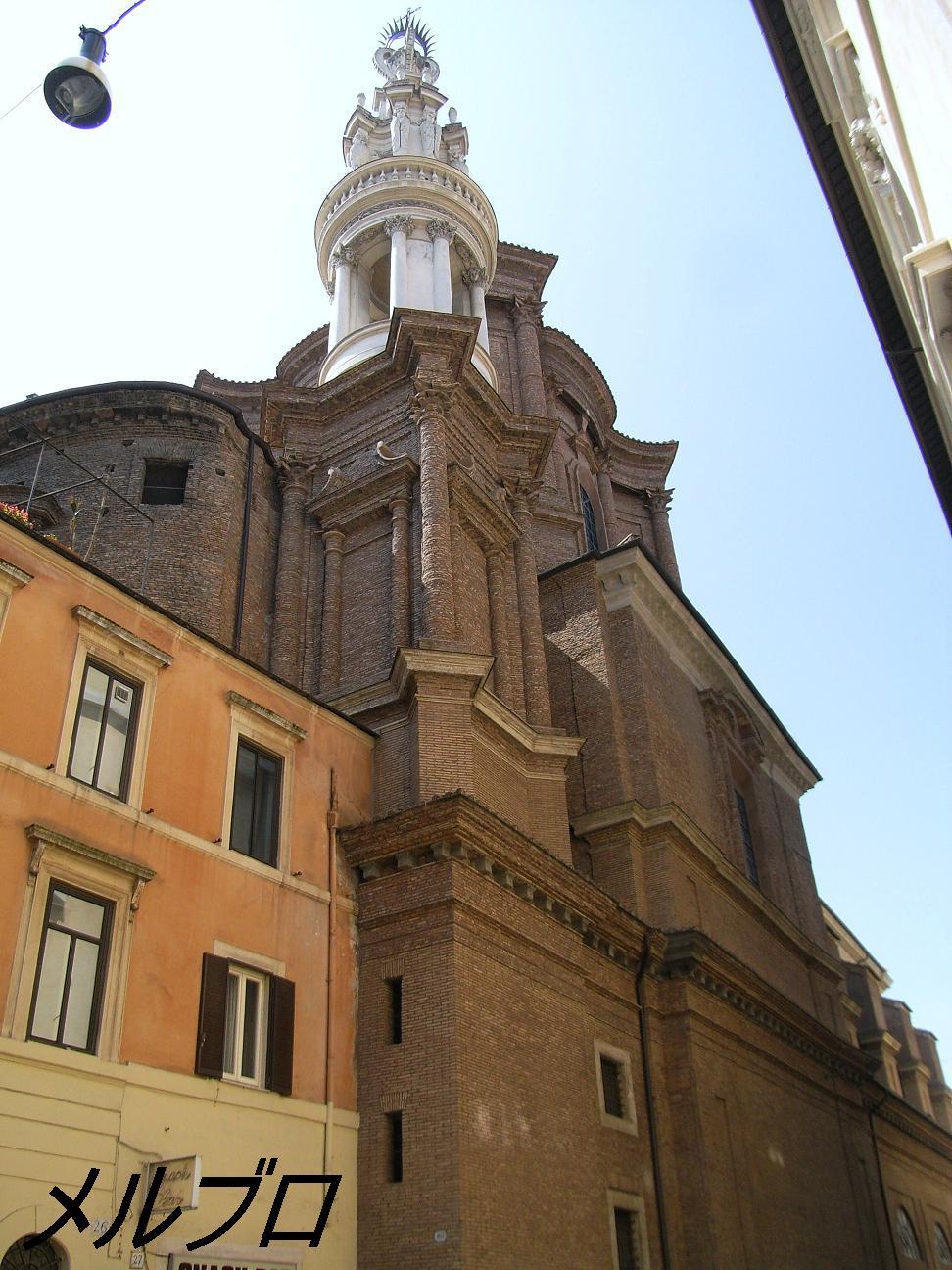サンタンドレア・デッレ・フラッテ教会 1