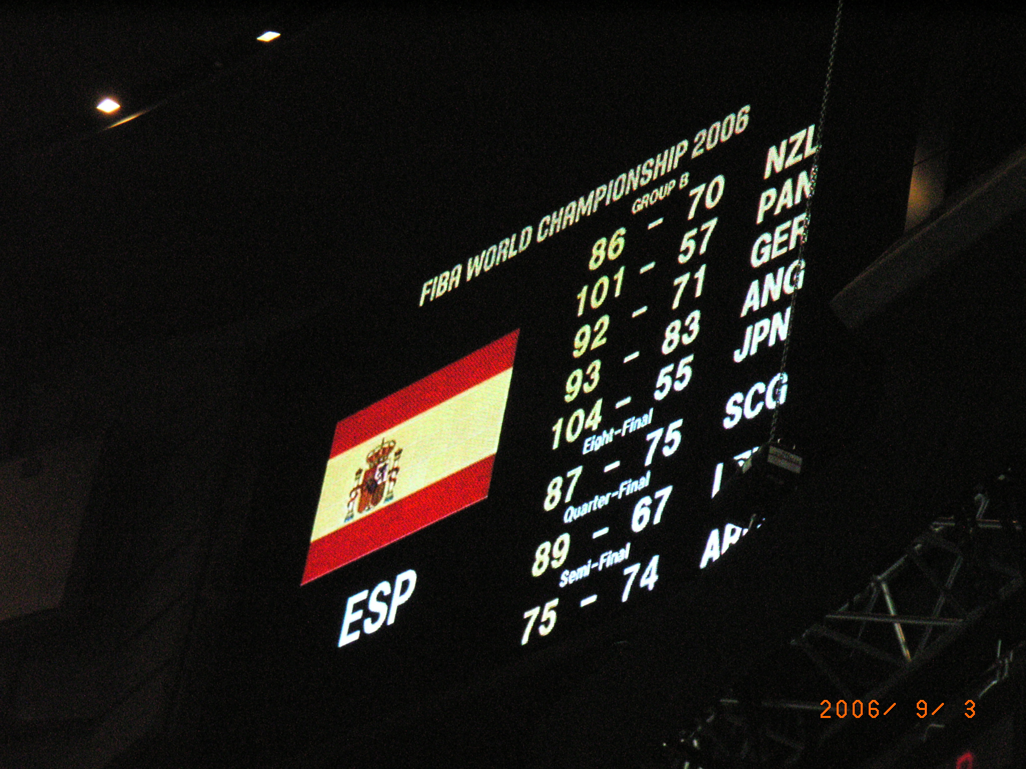 これまでのスペイン