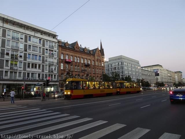 ワルシャワ トラム