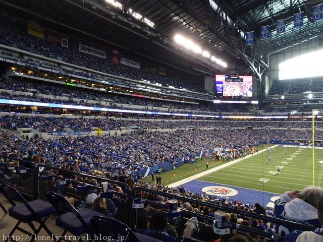 NFL17-18 テキサンズVSコルツ