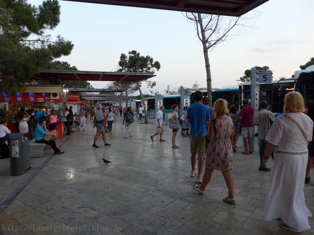 ヴァレッタバスターミナル Valletta