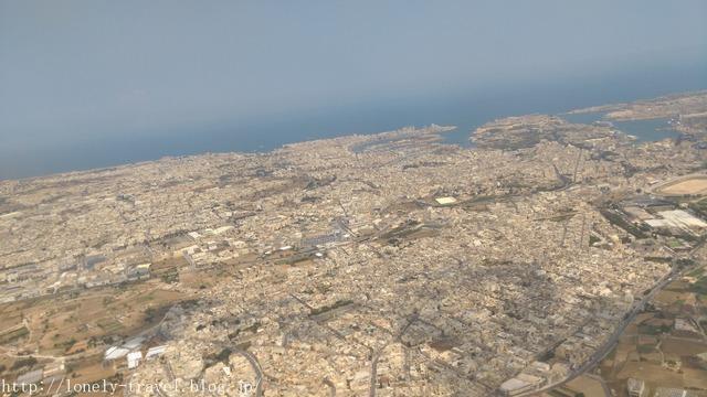 マルタ 航空写真 Malta