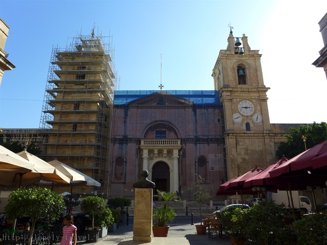 聖ヨハネ大聖堂 St. John's Co-Cathedral