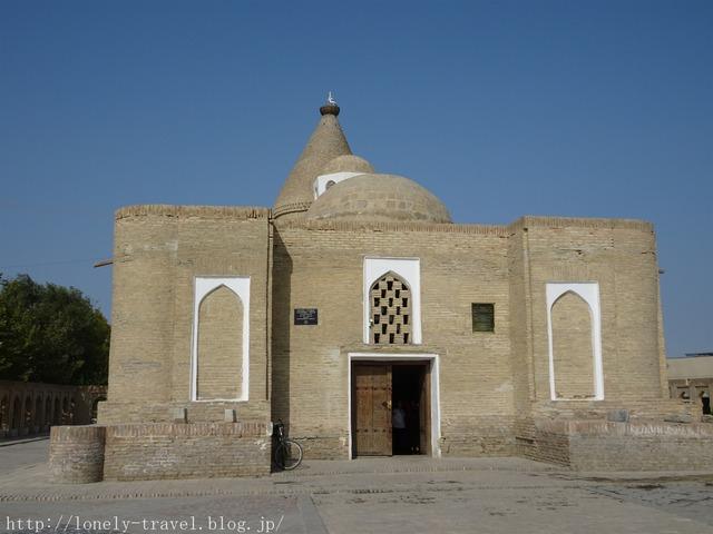 チャシュマ・アユブ廟(Chashma-Ayub Mausoleum)