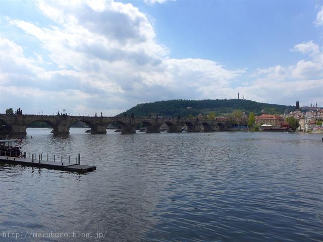 ヴルタヴァ川 Vltava river