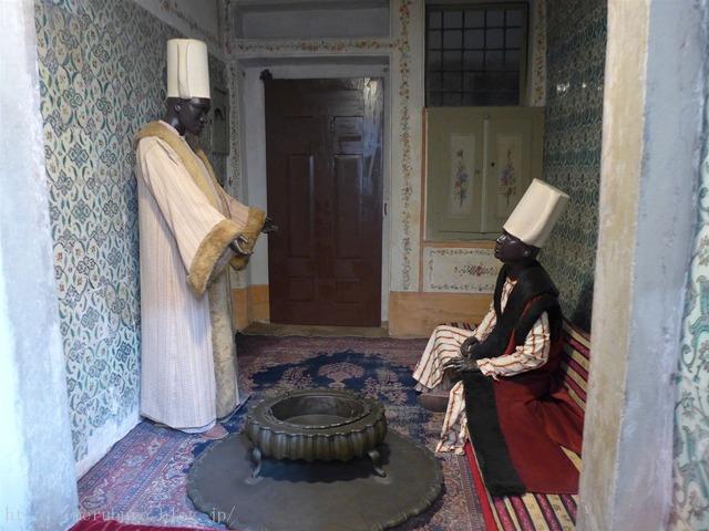 トプカプ宮殿 ハーレム