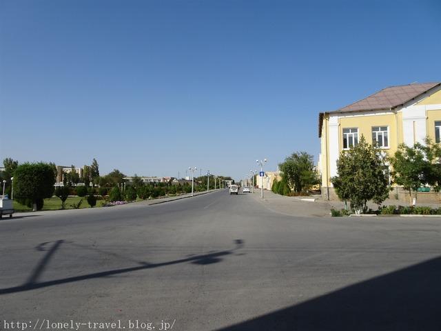 イチャン・カラ 北門